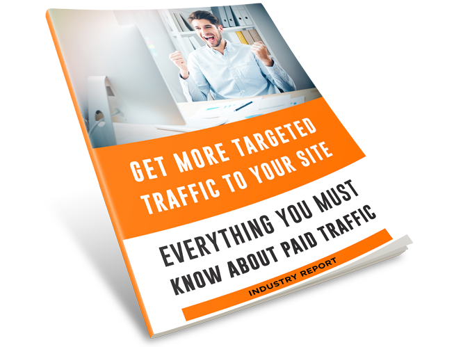 get more targeted traffic to your site