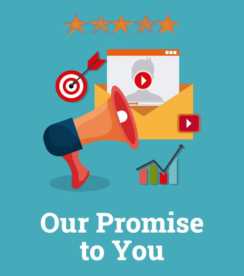 proven online marketing Our Promise To You